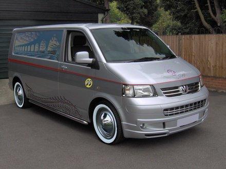 Multivan 25 edition occasions